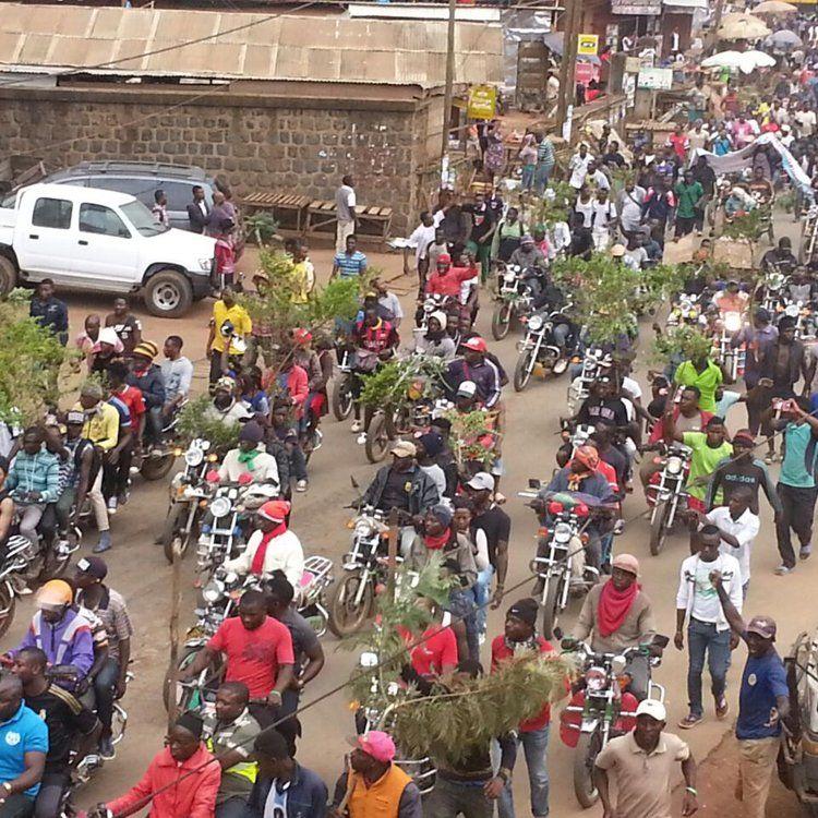 Cameroun 11 Fevrier Une Douzaine De Minutes De Defile A