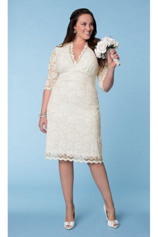 Bridal style | Plus sized Bride | Curvy bride | Plus sized bridal ...
