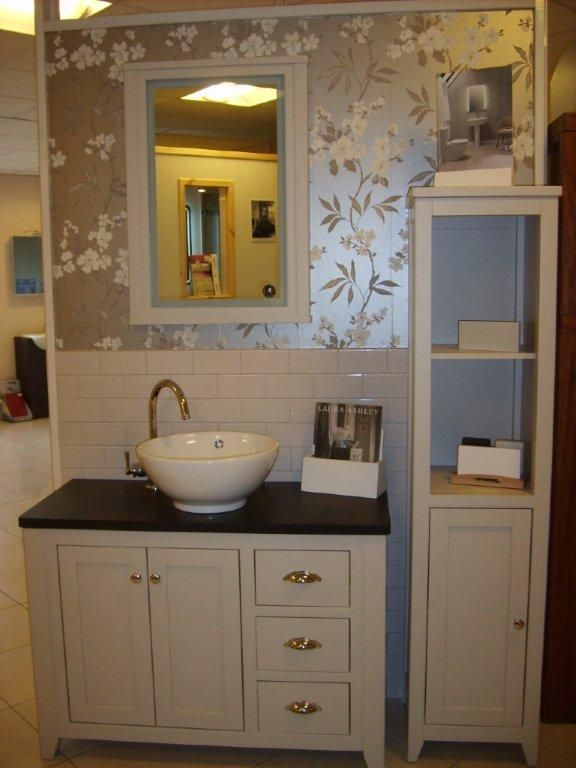 Laura Ashley Bathroom Furniture Existing Display