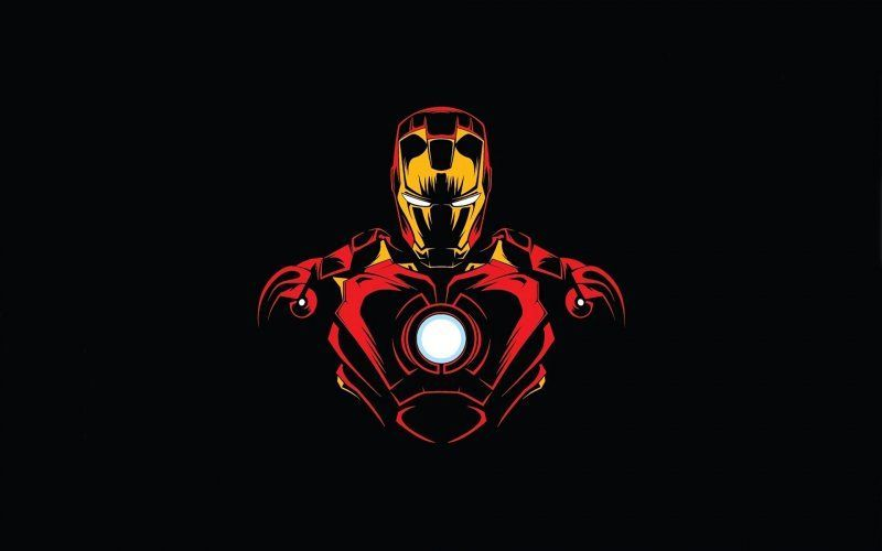 Desktop Wallpaper Marvel Hero Iron Man Minimalist Hd Image Picture Background E6481e In 2020 Iron Man Hd Wallpaper Iron Man Wallpaper Man Wallpaper