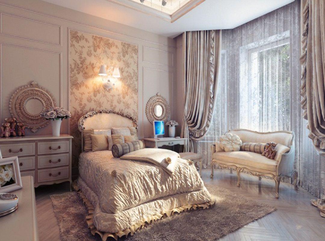 Antique Bedroom Interior Design Ideas Traditional Bedroom Decor Elegant Bedroom Luxurious Bedrooms