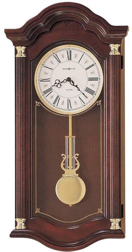 Howard Miller Wooden Wall Clock