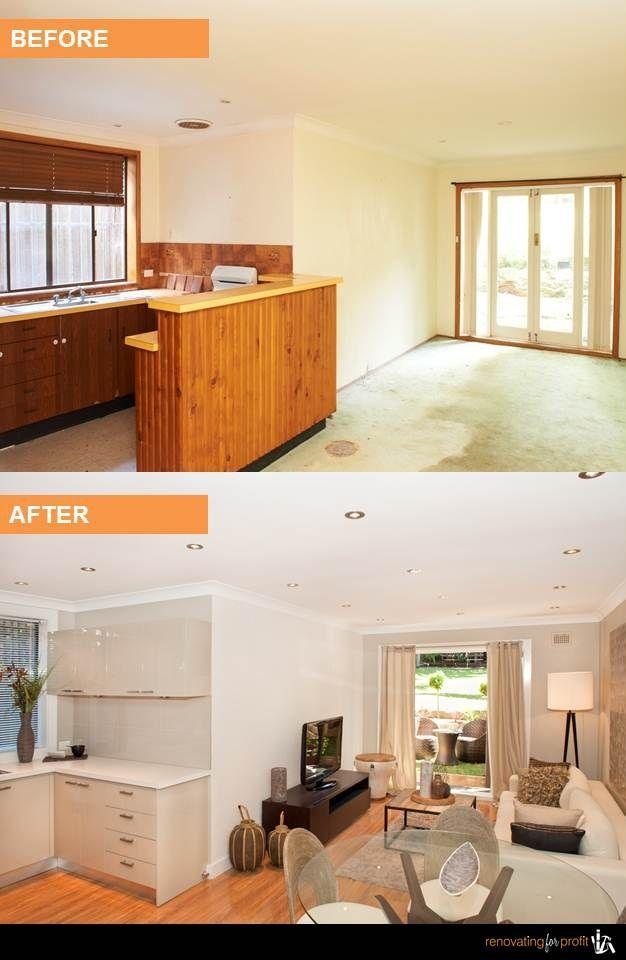 Apt Kitchen Renovations: Renovation - Before & After Photos