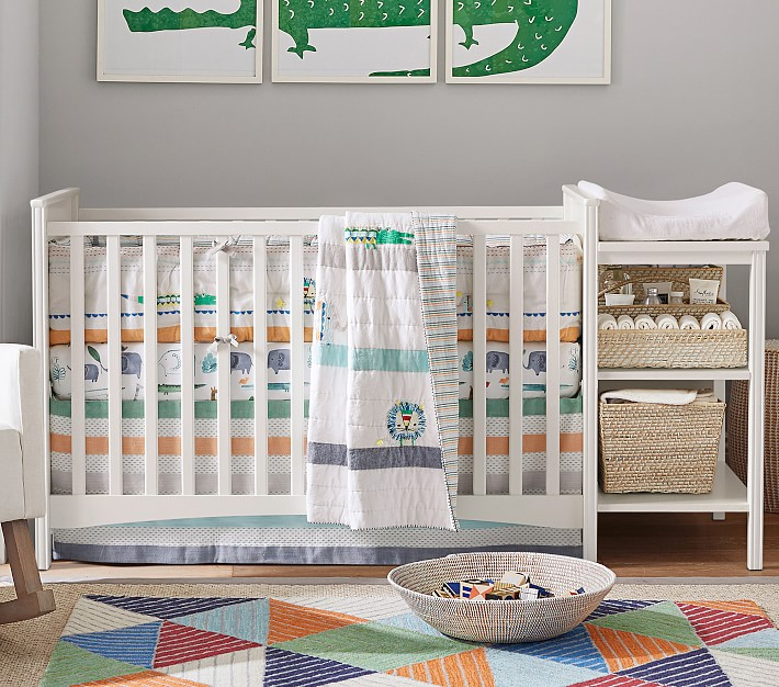 Hayden Crib Amp Changing Table Combo Crib And Changing