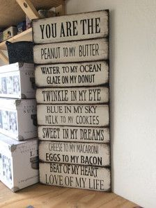 Photo of You are the Peanut to My Butter