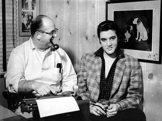 Elvis Presley: Elvis did not like confrontation and he had wanted to fire his manager, Colonel Tom Parker many times. He would tell his friends 'Tell Parker he's fired.' His friends would go tell him, then Parker would say 'Tell Elvis to tell me personally.' Elvis never would. To this day, may fans believe that Parker took extreme advantage of Elvis' kindness.