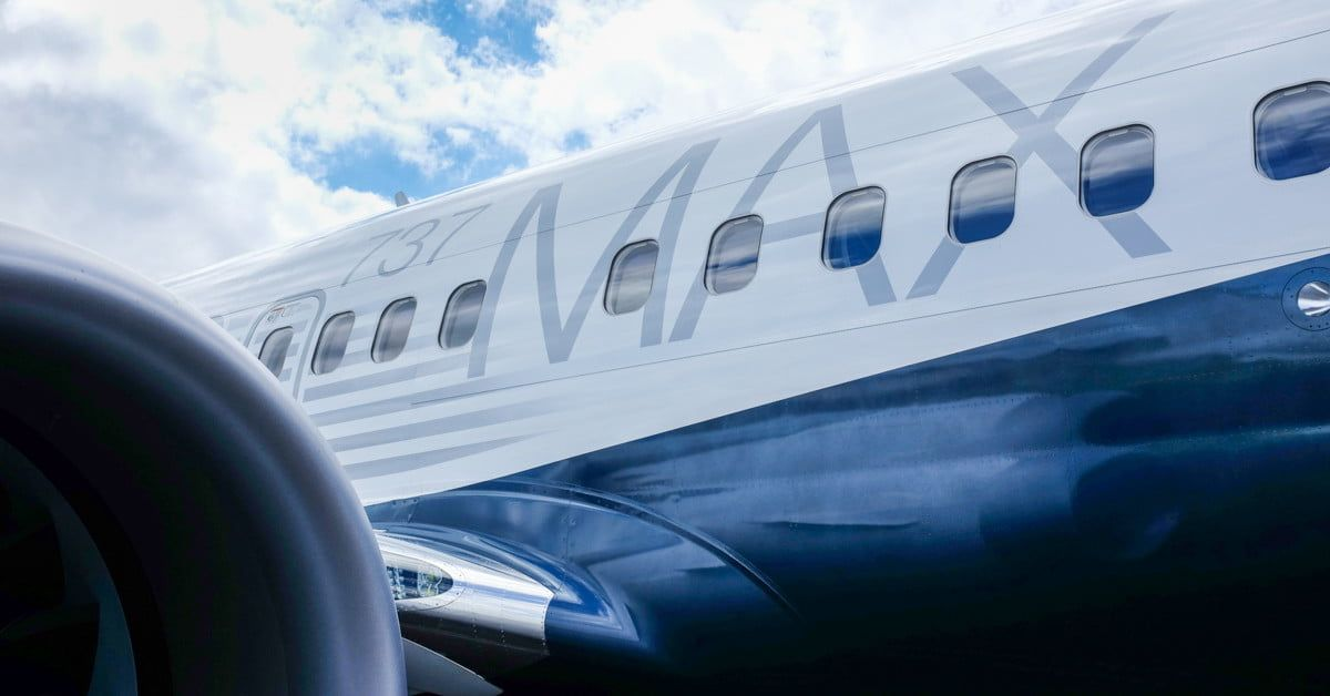 Boeing 737 MAX 7 Aircraft Graces the Skies for the First