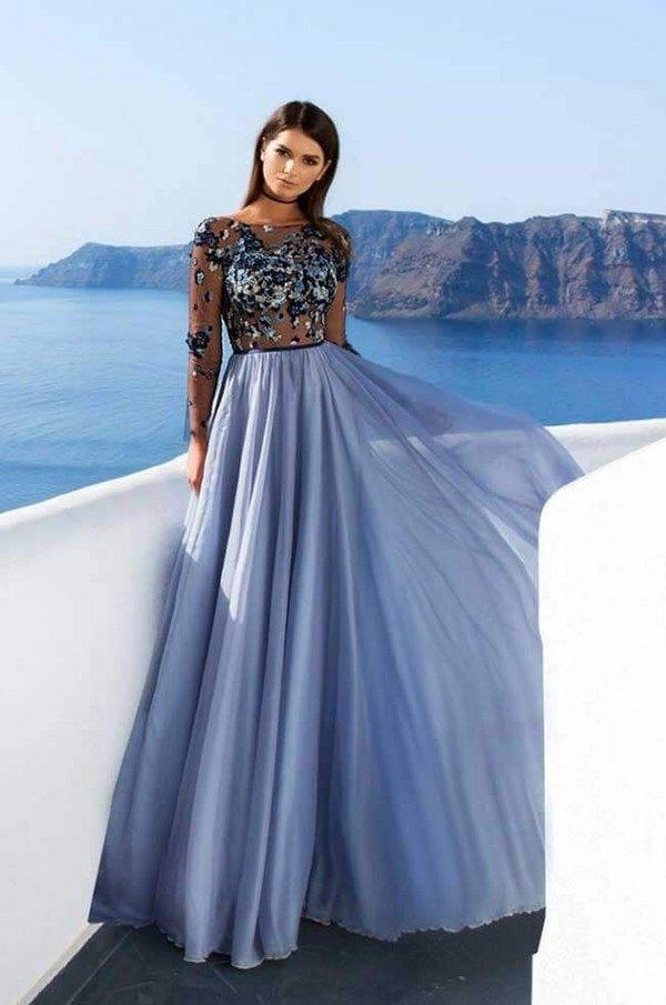 Самые модные выпускные платья 2019-2020 года: фото ...