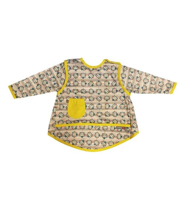 Close Parent Bib - Robot (Stage 4) Only £7.99 On direct2mum.co.uk - http://bit.ly/1GE7vSh #Voucher #Code