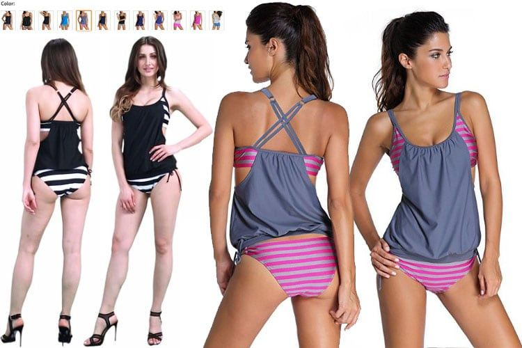 0a720a3a2bbbc tankini bathing suit, tankini swim suits, bathing suits tankini, womens  tankini tops, sexy tankini swimsuits, tankini tops, half bikini half tankini,  ...