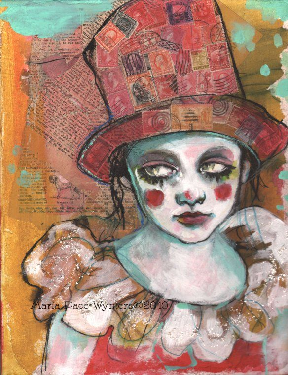 Maria pace wynters My-Postage-Stamp-Hat