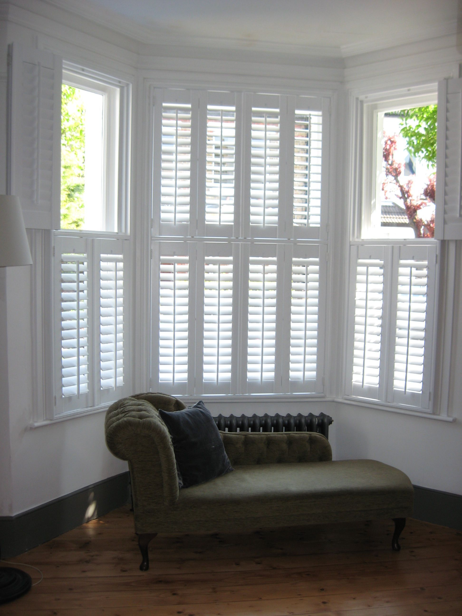 pin london plantation shutters interior composite bay windows with images window