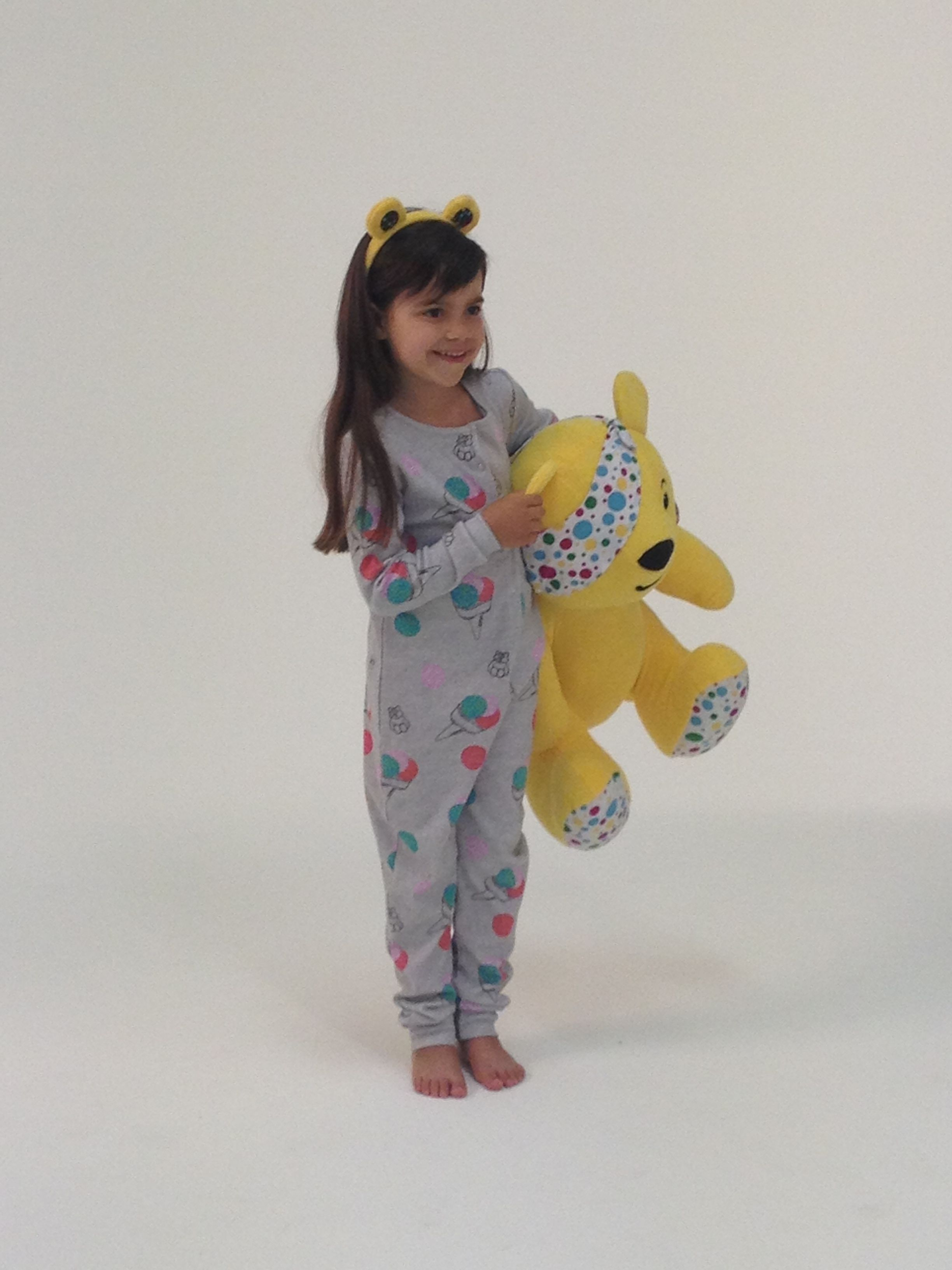 A sneak peek into the new Children in Need collection!