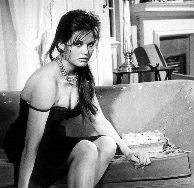 Claudia Cardinale Sex Scene 79