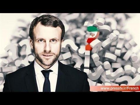 (1) Que vient faire Macron en Iran? - YouTube