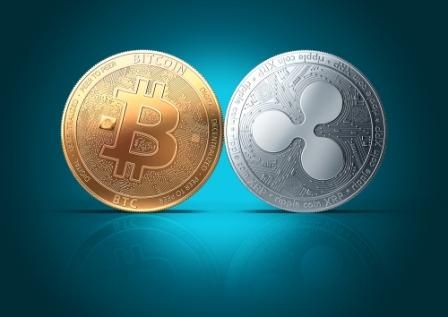 Ripple cryptocurrency record high