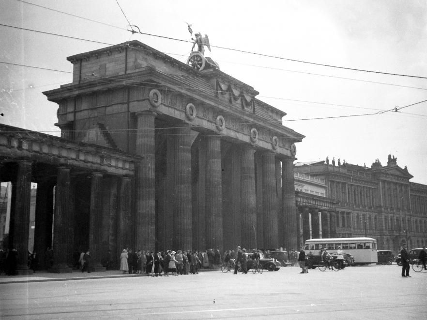 Das Alte Berlin Old Berlin Berlin Geschichte Brandenburger Tor Berlin Fotos