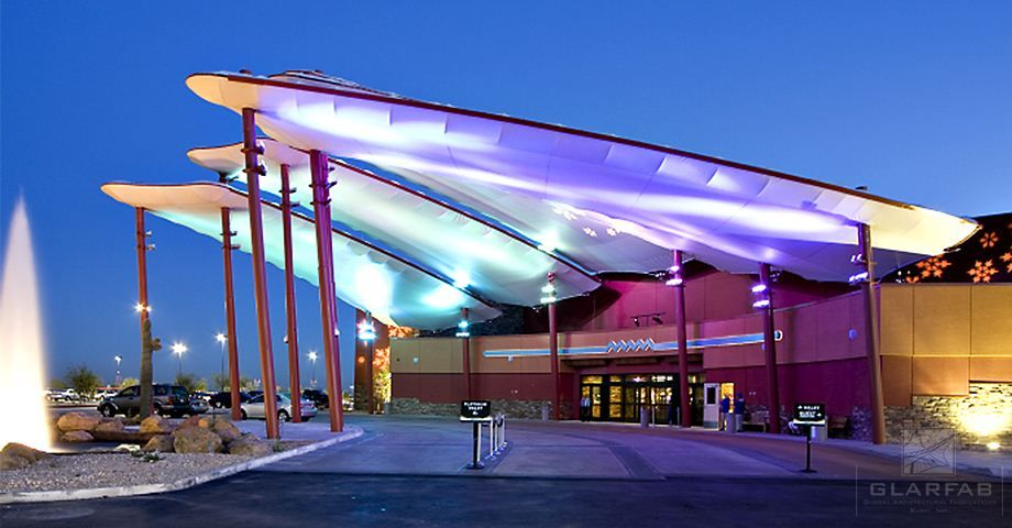 Tensile Fabric Structures Lone Butte Casino Chandler