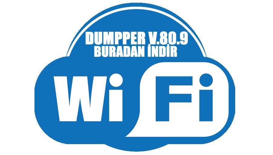 Dumpper v 80 9 indir - Dumpper indir, Wifi Hack dumper indir
