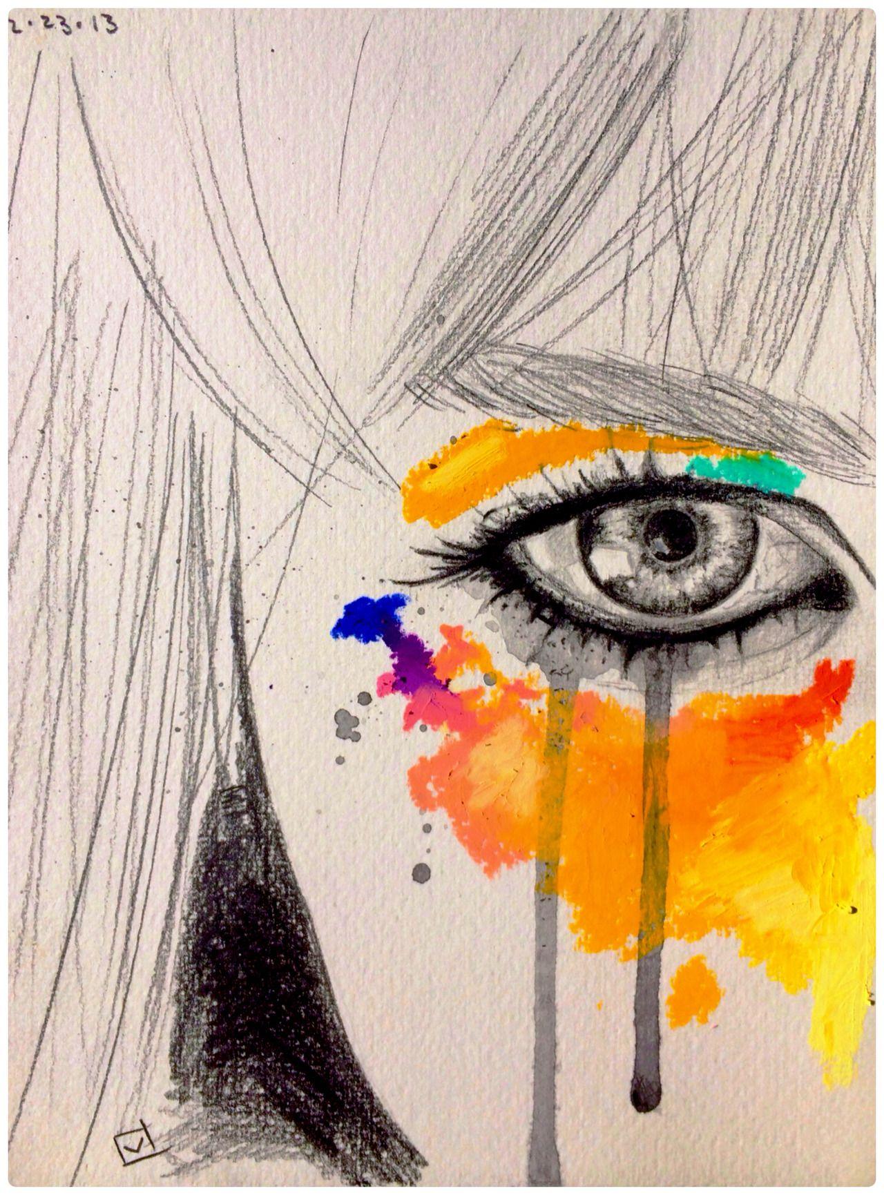 Oil Pastel Art Illustration Studios
