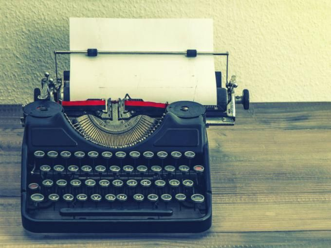 máquinas de escribir | Máquinas de escribir | Pinterest