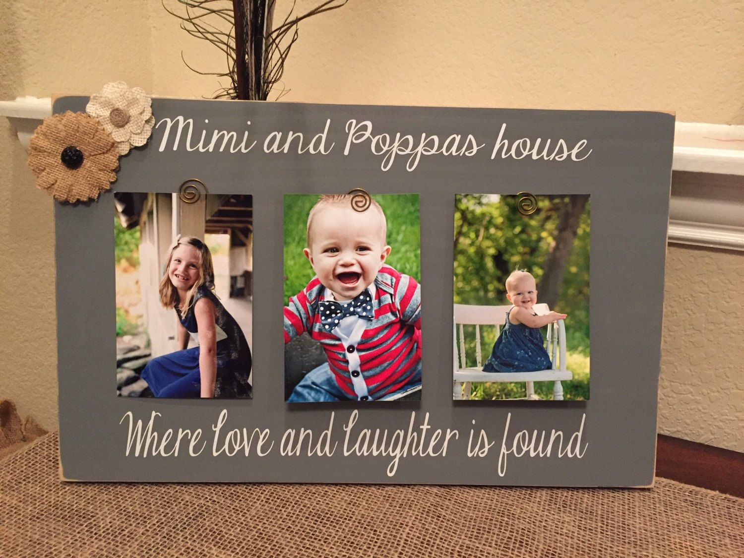 Mimi papa poppa grandma gigi frame mom mothers day mommy mimi papa poppa grandma gigi frame mom mothers day mommy personalized picture frame board aunt nana jeuxipadfo Images