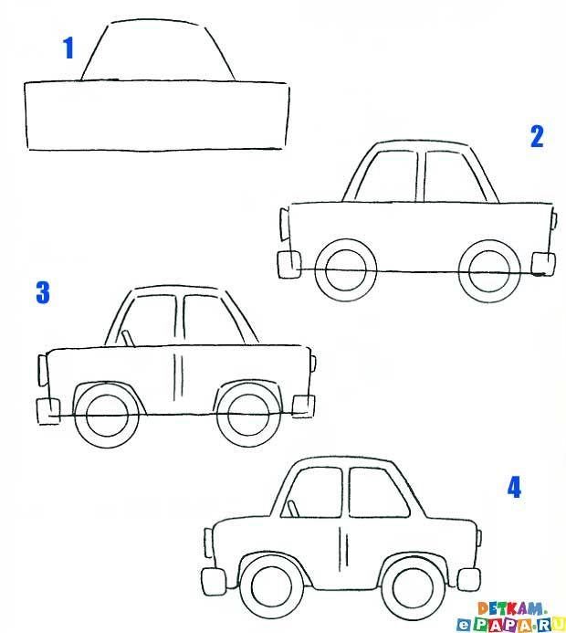 voiture facile a dessiner recherche google journal pinterest comment dessiner dessiner. Black Bedroom Furniture Sets. Home Design Ideas