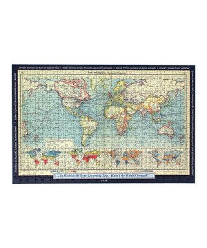 This 'Your Year Your World' Puzzle by Map Marketing is ...
