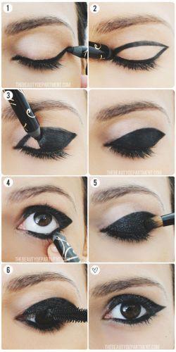 40 Amazing Smokey Eyes Makeup Tutorials Party Makeup Tutorial