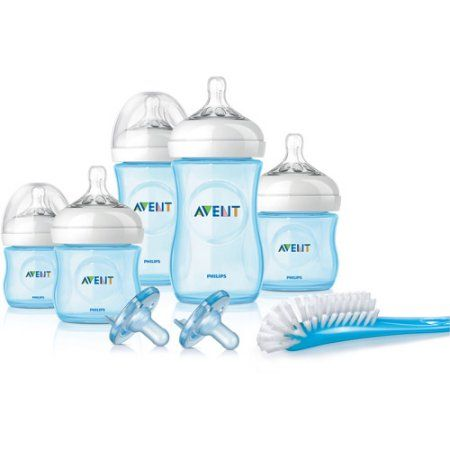 Philips Avent Natural Newborn Starter Gift Set 0m+