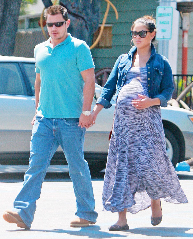 Nick Lachey And Vanessa Minnillo Baby 2014