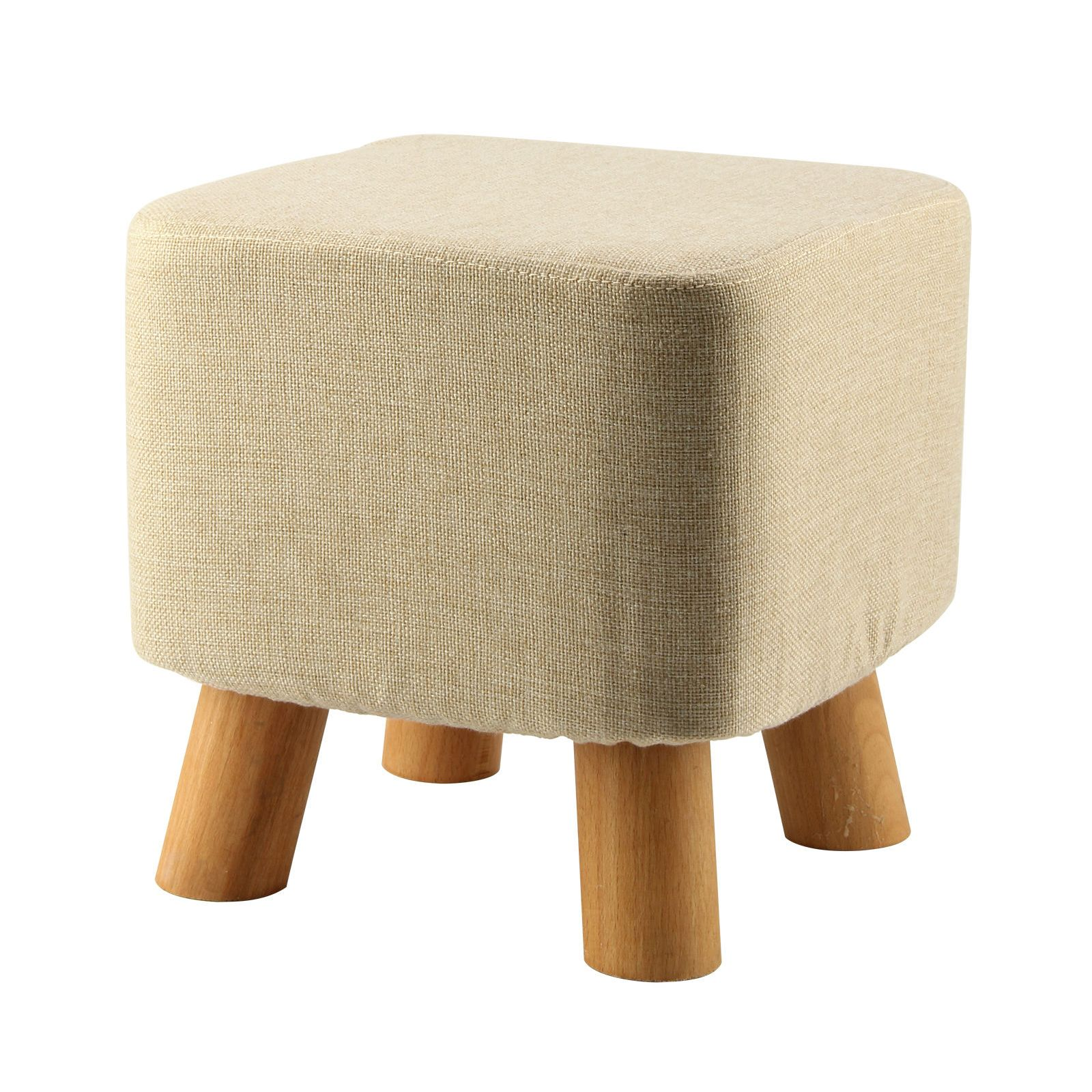 Magnificent Best Modern Luxury Upholstered Footstool Pouffe Stool Pdpeps Interior Chair Design Pdpepsorg