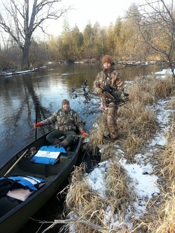 Float hunt Camping survival, Hunting, Float