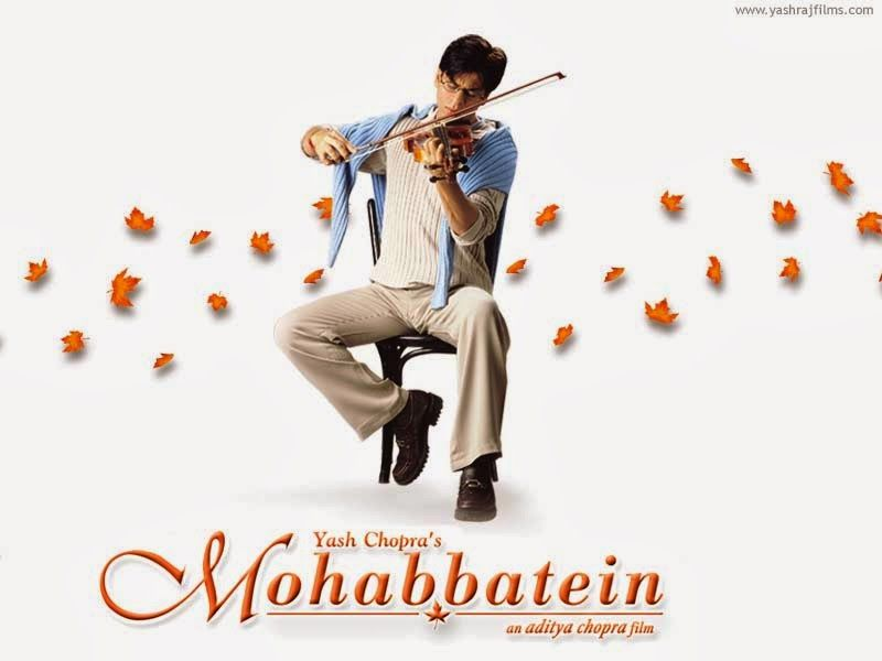 Shahrukh Khan Mohabbatein Wallpapers Hd And Desktop Backgrounds Shahrukh Khan Khan Aditya Chopra