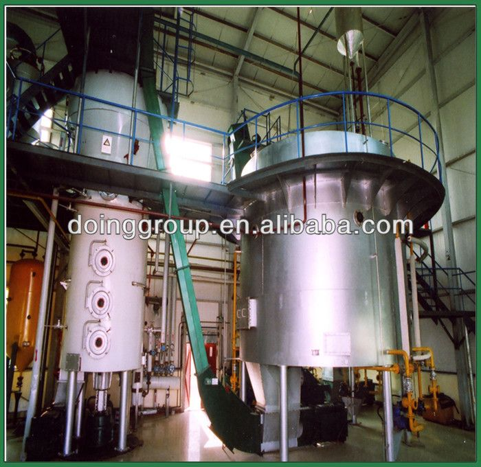 The Flow Chart Of Rice Bran Oil Processing Plant Is As Following Raw Material Rice Bran Magnetic Separation Refined Oil Rice Bran Oil