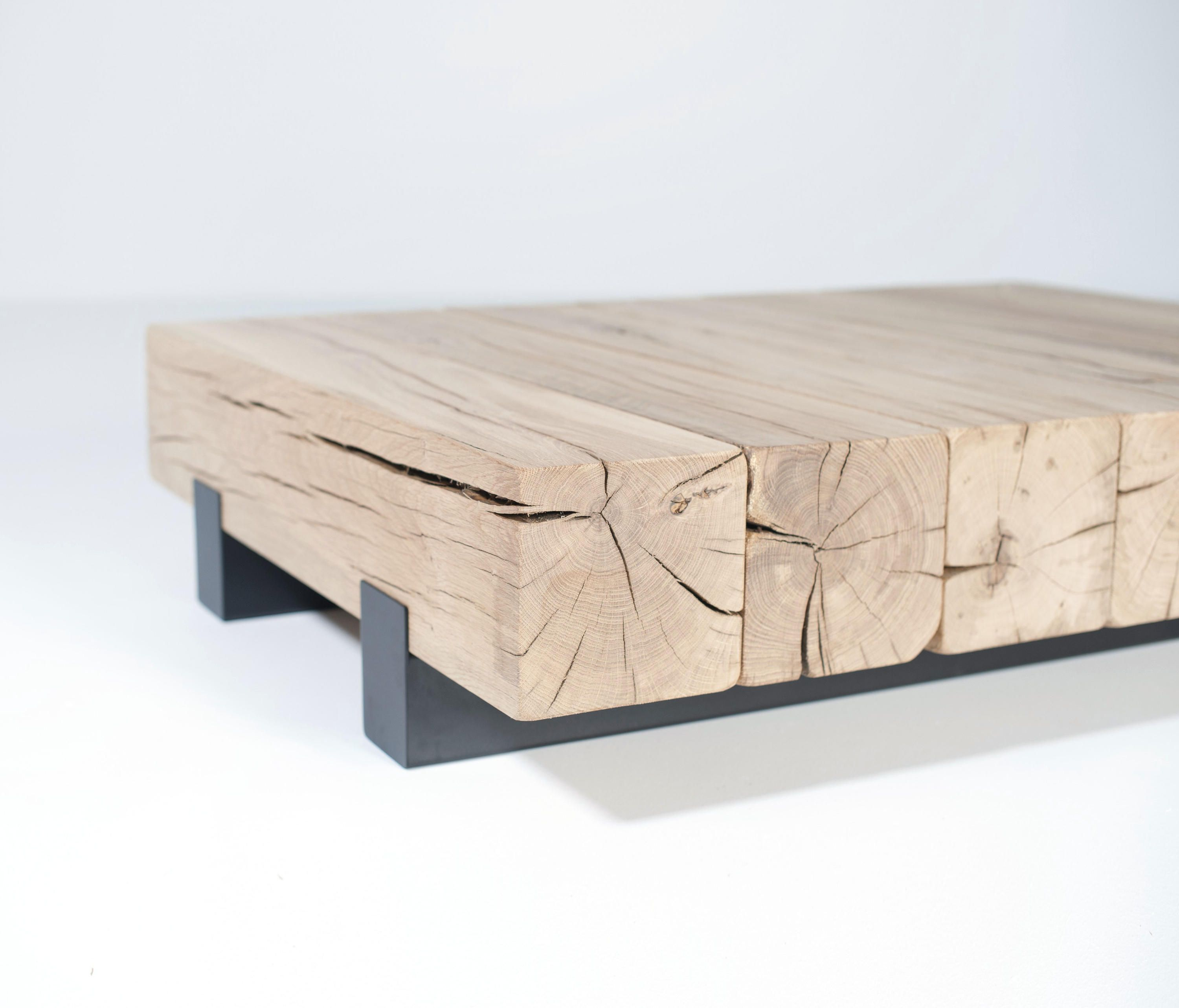 Couchtisch Montain Oak This Solid Oak Coffee Table Consist Of 7 Robust Beams Which