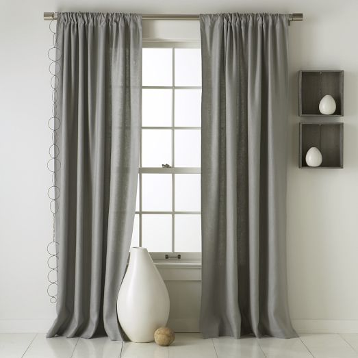 Custom Made Linen Drapes X2f Pleated Two Fold French Pleats Sold In Pairs You Will Get Two Panels In Th Pinch Pleat Curtains Custom Drapes Pleated Curtains