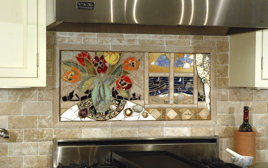 Frequently Asked Remodeling Questions Mosaic Backsplash Kitchen