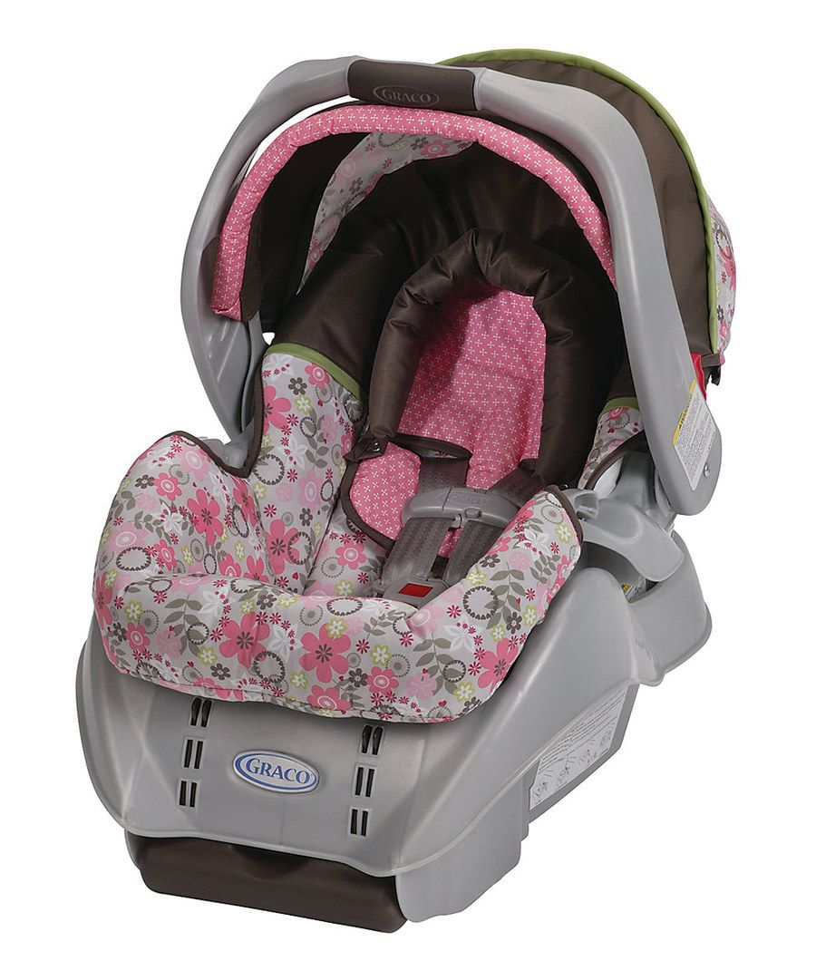 Look At This Graco Rene SnugRideR Classic ConnectTM Infant Car Seat On Zulily Today