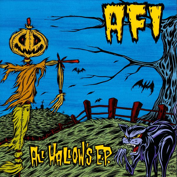100 best punk albums afi all hallows ep - 100 Halloween Songs