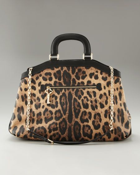 Why Are Leopard Print Bags Always A