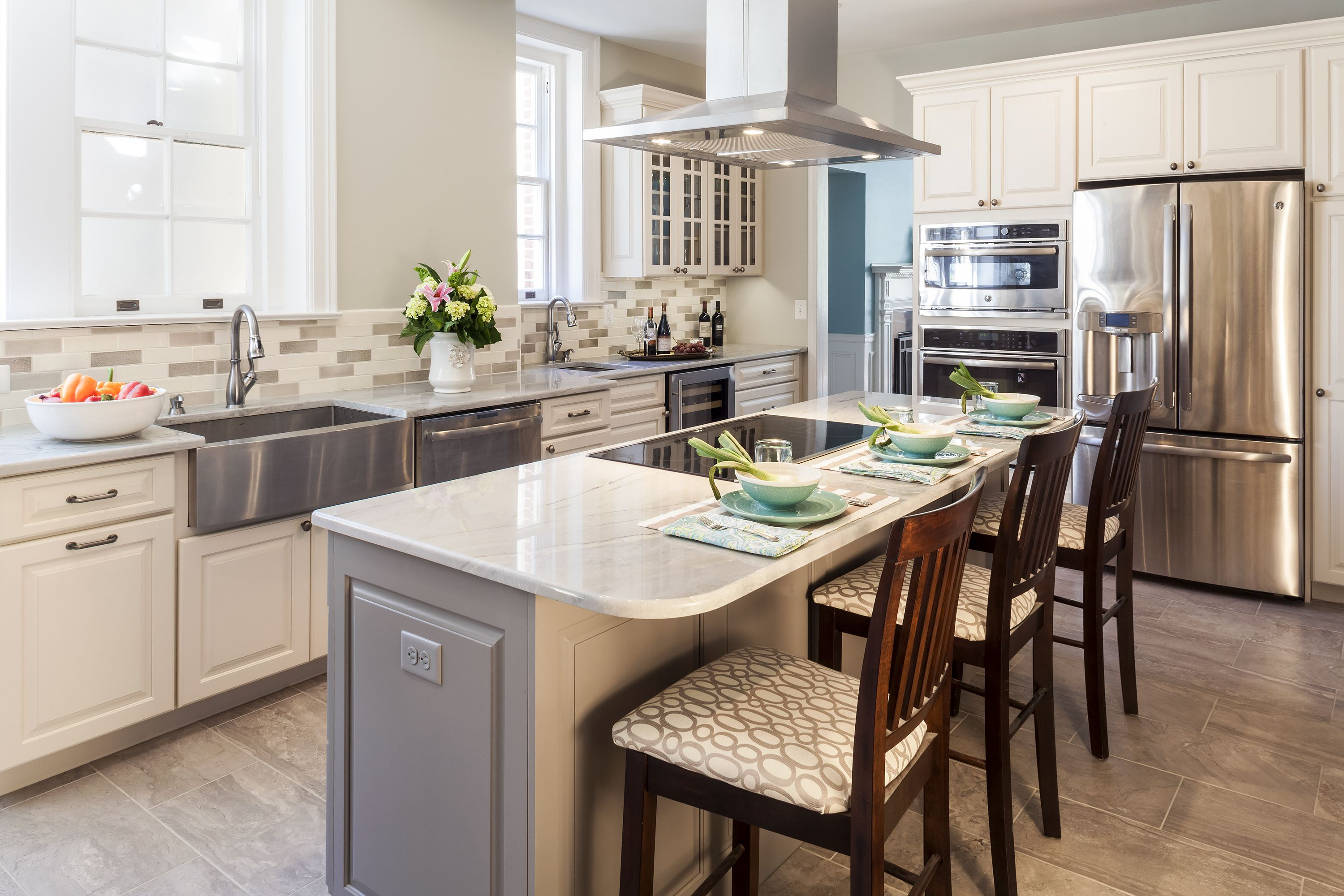 Owings Brothers Contracting Home Remodeling In Maryland Kitchen Remodel Cost Kitchen Remodel Kitchen Remodel Estimate