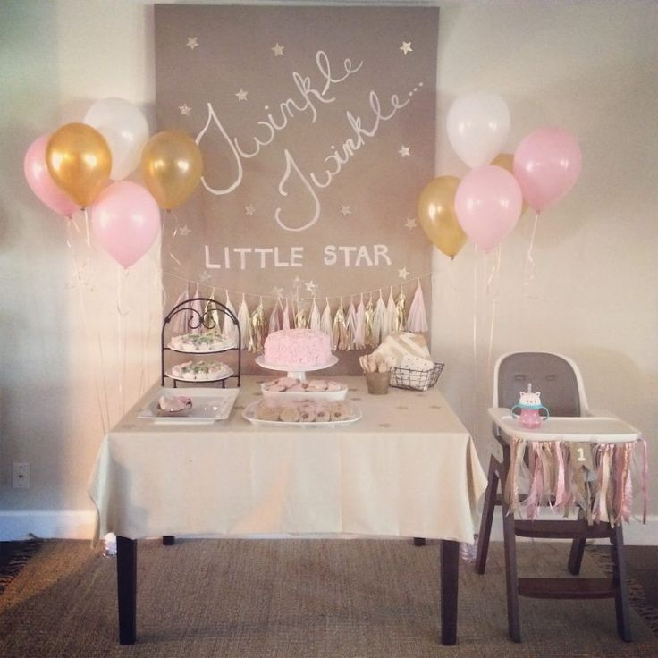 Image Result For 1 Year Old Birthday Party Cake Table Decor
