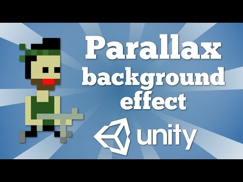 How To Make A Parallax Background Effect In Unity 2d