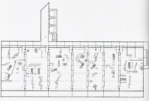 ABALOS & HERREROS: Housing & City, Barcelona, 1988.