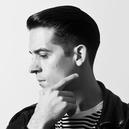 G Eazy Hairstyle Short Haircuts For Men G Eazy Hair G Eazy