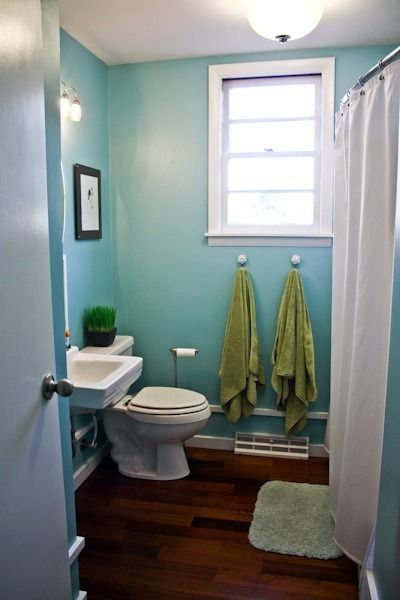 Love This Paint Color Benjamin Moore Tranquil Blue