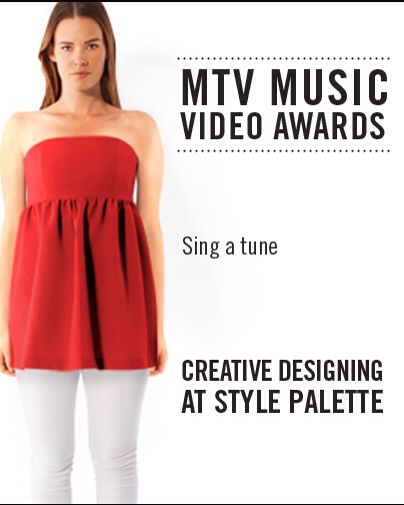 Celebrating MTV music awards