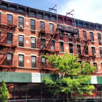 125 St Near Amsterdam Ave Restoration New York City