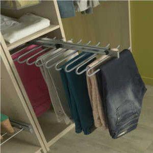 porte pantalons dressing pinterest. Black Bedroom Furniture Sets. Home Design Ideas